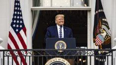 """Trump sugiere que ya no tiene el virus del PCCh: """"en muy buena forma para luchar"""""""