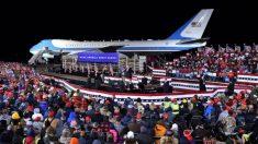 Más de la mitad de los asistentes al mitin de Minnesota de Trump no eran republicanos, dice la RNC