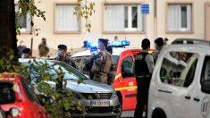 Detienen a una persona en Lyon en relación con el ataque a un sacerdote ortodoxo