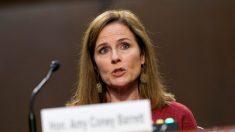 Nominada a la Corte Suprema responde preguntas sobre el aborto y la segunda enmienda