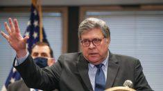 Los civiles pueden ayudar a reducir el exceso de fuerza policial al no resistirse al arresto: Barr