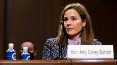 Senadores escuchan a expertos en el último día de las audiencias de confirmación de Barrett