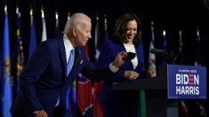 """Biden y Harris condenan disturbios de Filadelfia: """"El saqueo no es una protesta, es un crimen"""""""