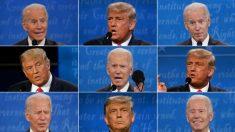 Trump contra el político: Trump enmarca el debate desde ahora hasta el día de las elecciones