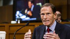 """Senador Richard Blumenthal advierte """"consecuencias"""" tras la confirmación de Barrett"""