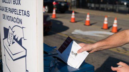 Hallan correspondencia robada que incluye numerosas boletas desechadas en la ciudad de Washington