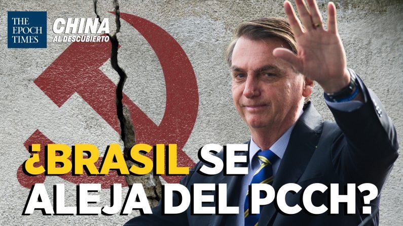 """Bolsonaro quiere """"erradicar al comunismo"""" de Brasil; ¿PCCh expone a Biden? (China al Descubierto/The Epoch Times en Español)"""