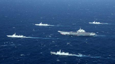 Exclusiva: China realizará un simulacro de operaciones de rescate en el mar de China Meridional