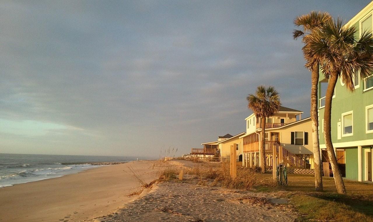 Un motivo para ir a la playa en otoño