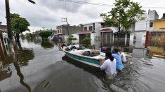 México emite alerta ante frente frío y tormenta Iota tras devastación por Eta