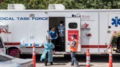 Establecen toque de queda en El Paso, debido a que hospitales y UCI están al máximo de su capacidad