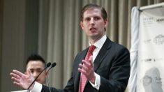 Eric Trump testifica en la investigación de la fiscal general de Nueva York sobre la empresa familiar