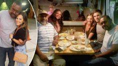 Mujer de Los Ángeles ayuda a un hombre sin hogar a reunirse con su familia después de 20 años