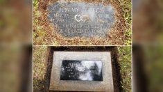 """Abuela de Washington restaura 600 lápidas de militares descuidadas: """"No se olvida a la gente"""""""