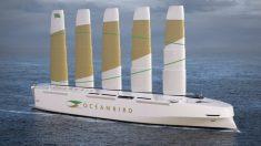 Nuevo buque de carga de alta tecnología de Suecia será el buque eólico más alto del mundo