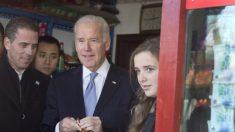 """El """"hombre importante"""" en el e-mail del trato con China es Joe Biden, dice exsocio de Hunter Biden"""