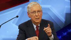 El pleno del Senado aprobará la nominación de Barrett justo antes de las elecciones, dice McConnell