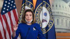 """Pelosi: Irán es un """"mal actor"""" pero Rusia todavía es la gran amenaza para las elecciones de EE.UU."""