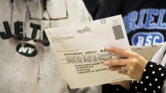 Encuentran pilas de correos en contenedor de basura de Nueva Jersey que tenían boletas de votación