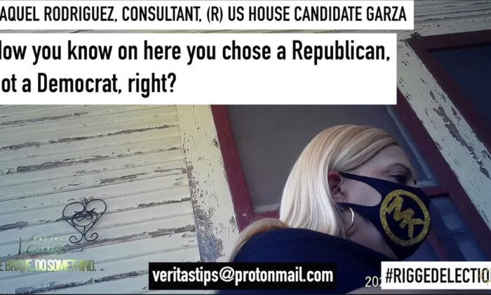 Autoridades de Texas investigan presunto esquema de fraude electoral expuesto por Project Veritas