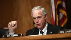 Senador Ron Johnson pide que el FBI se ocupe de la presunta reunión de Biden con Burisma