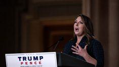Ronna McDaniel, presidenta del Comité Nacional Republicano, da positivo en la prueba de COVID-19