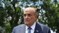 Rudy Giuliani se une al equipo legal de Trump que impugna resultados de las elecciones de Pensilvania
