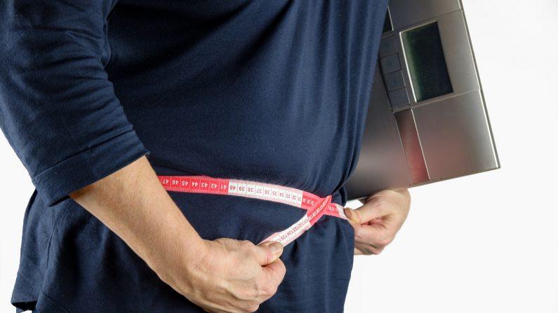 Las personas con forma de manzana que almacenan grasa en el abdomen tienen un riesgo mucho mayor que las personas con forma de pera. que almacenan grasa en los muslos. (Bru-nO/Pixabay)