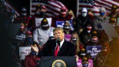 """""""Ganamos en grande"""", dice Trump en evento repleto en Minnesota después del primer debate presidencial"""