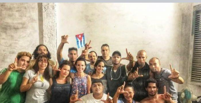 Comunidad internacional expresa apoyo a activistas en huelga de hambre por detención de músico cubano