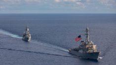 Australia, EE.UU., India, Japón completan los juegos de guerra Malabar 2020