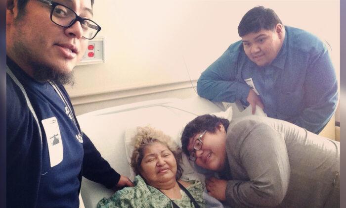 3 hermanos pierden 100 libras cada uno para cumplir promesa que hicieron a su madre antes de morir
