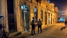 Desalojan con fuerza a opositores cubanos en huelga de hambre, según testigos