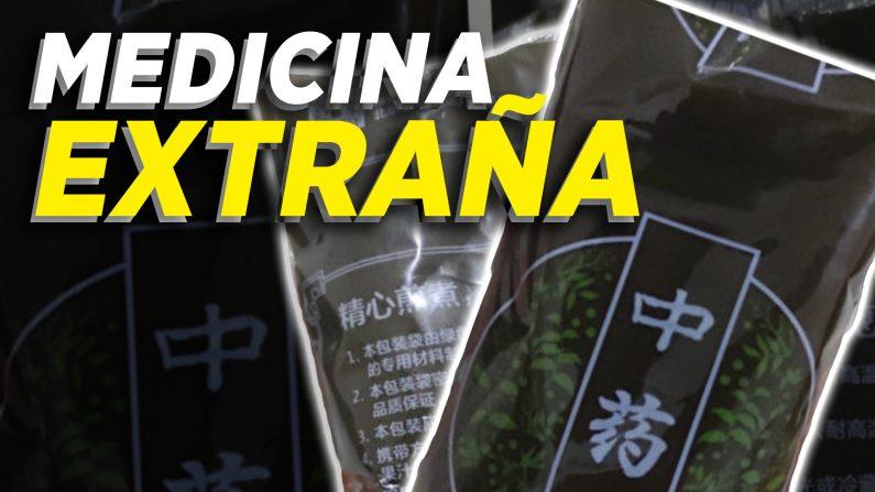 Reciben extraña medicina en cuarentena forzada; Brasil contra vacuna china. (China al Descubierto/The Epoch Times en Español)