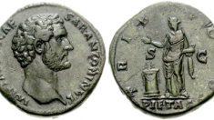 La virtud romana de Pietas