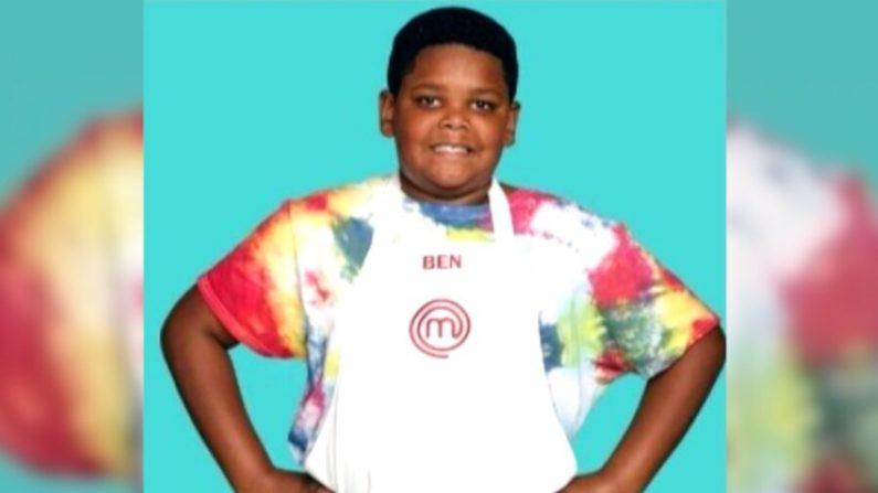 """Ben Watkins, concursante de """"MasterChef Junior"""". (GoFundMe)"""