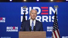 Campaña de Biden busca recaudar USD 30 millones para combatir las demandas de la campaña de Trump