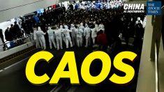 China al Descubierto: Cierran aeropuerto de Shanghai por nuevas infecciones; PCCh sustrae órganos