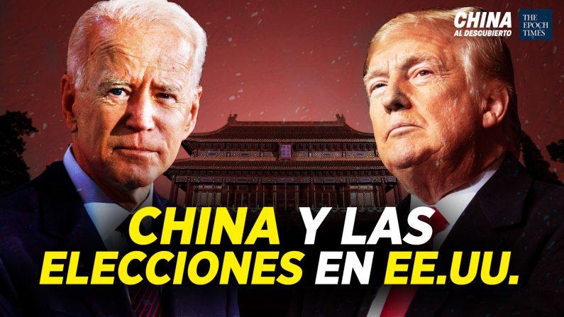 Chinos eluden la censura para ver las elecciones de EE. UU. (China al Descubierto/The Epoch Times en Español)