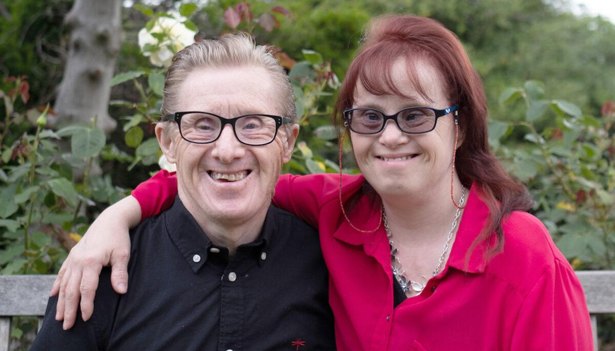 Conoce al dúo que se cree es la pareja casada más antigua del mundo con síndrome de Down