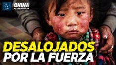 China al Descubierto: +100 policías expropian tierras a aldeanos; Sudamérica contra barcos chinos