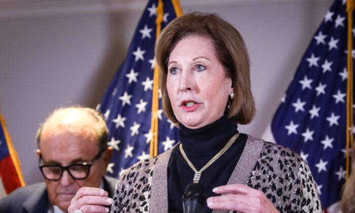 Georgia: Demanda de Powell solicita orden inmediata para descertificar los resultados electorales
