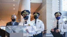 Arrestan a 2 hombres cerca de donde se cuentan las boletas en Filadelfia