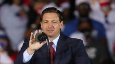 """Gobernador de Florida acusa a Harris de promover ideas comunistas en video de su campaña """"Equidad"""""""