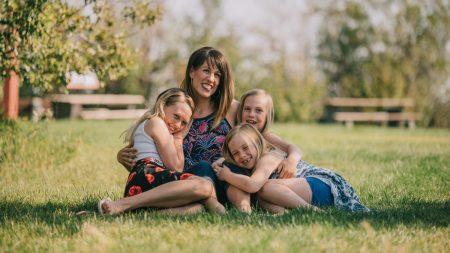 5 maneras para dar gracias con tu familia