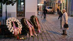 ISIS asume la autoría del ataque en el centro de Viena