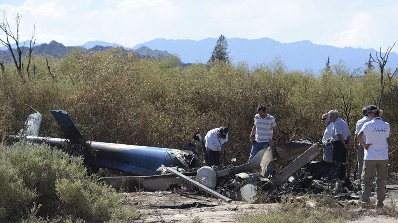 Cae el helicóptero en que viajaba Jorge Brito, destacado banquero argentino  | Argentina | Accidente | Accidente aéreo | The Epoch Times en español
