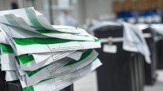 Georgia: Miles de votantes registraron direcciones postales y comerciales como sus domicilios, dice investigador