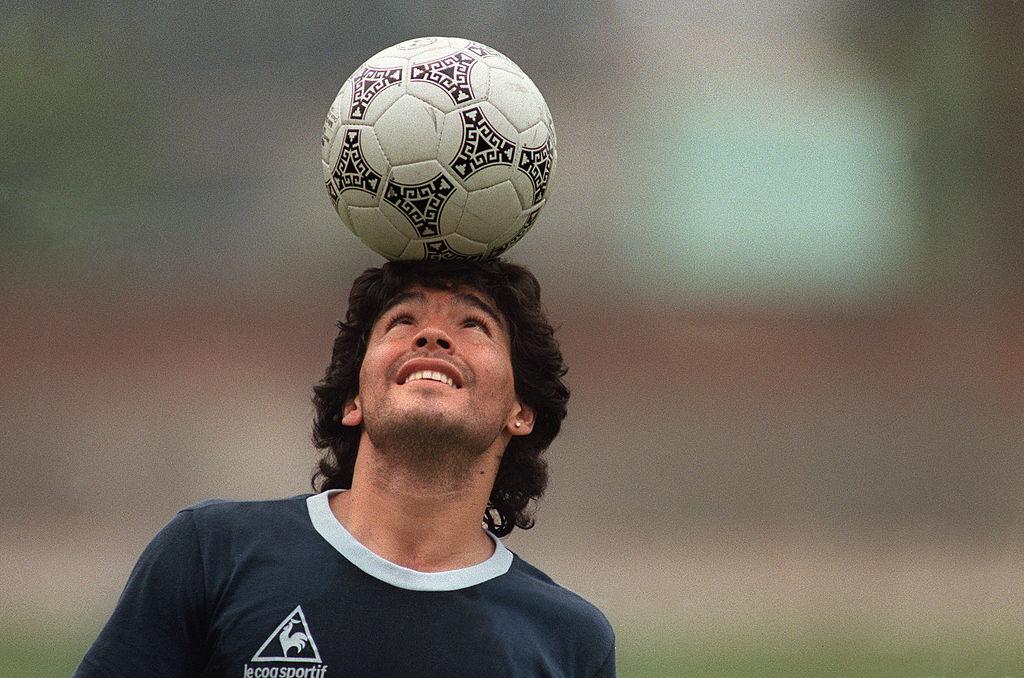 Diego Maradona, la leyenda del fútbol