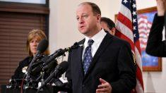El gobernador de Wyoming dio positivo por COVID-19 y el gobernador de Colorado está en aislamiento